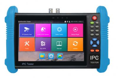 IPC-9800ADHS PLUS 6 in 1 8MP CCTV tester